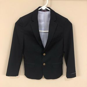 Tommy Hilfiger Boy's Suit Blazer in Navy in Size 8